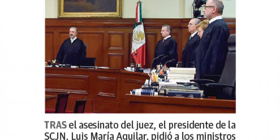 EPN ordena a la PGR que se  haga cargo de la indagatoria