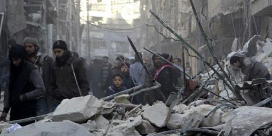 Aviación rusa bombardea Alepo por primera vez desde inicio de tregua