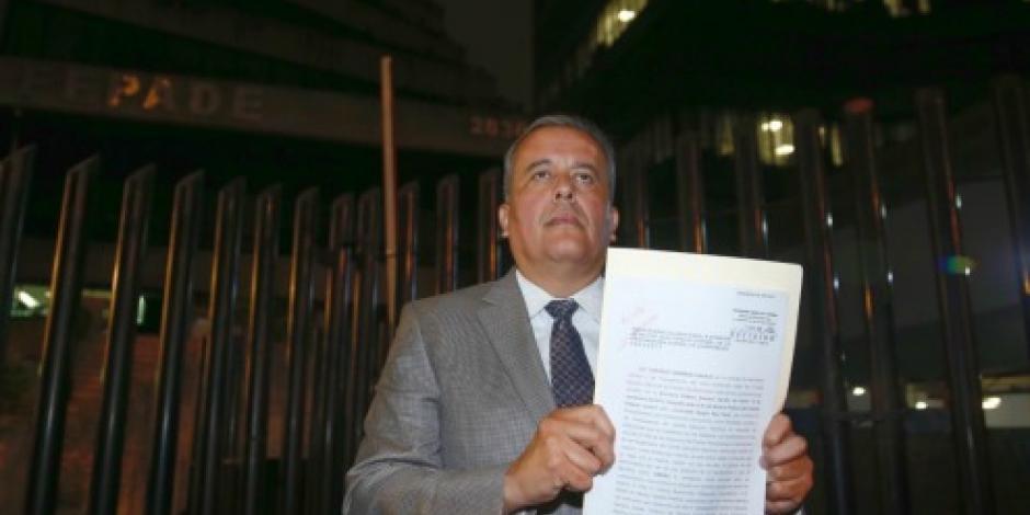 PRI denuncia ante Fepade intimidación a candidatos en Tamaulipas