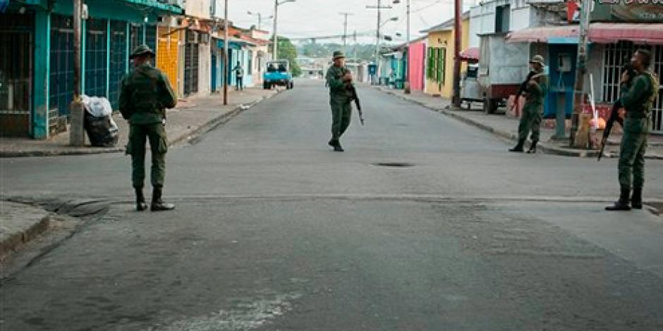 Identifican a 25 mineros desaparecidos en Venezuela