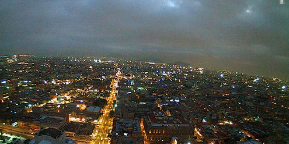 Aceptable, calidad del aire en el Valle de México