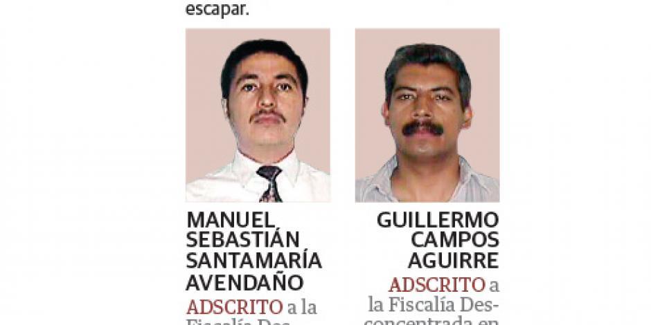 PGJ indaga a 2 agentes por fuga de ladrón