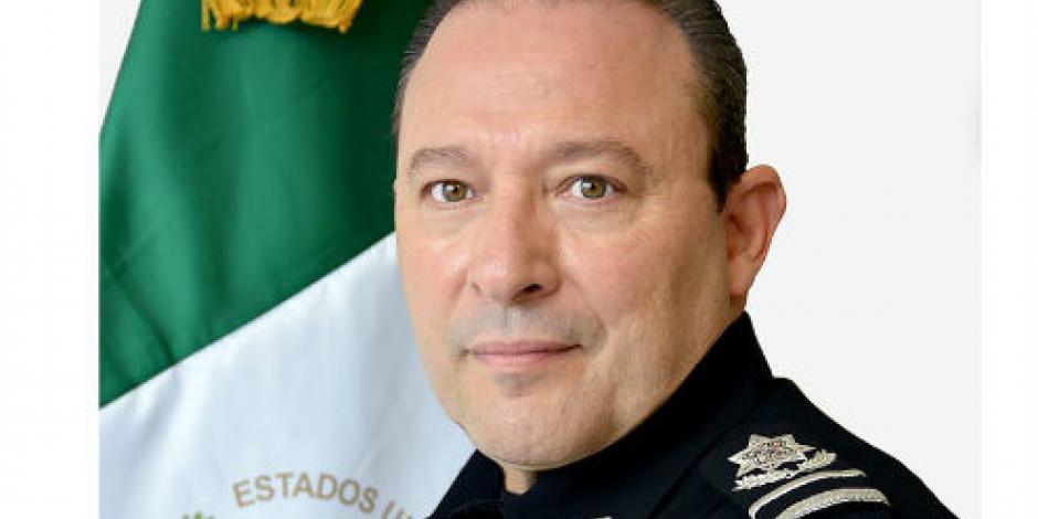 Carlos Tornero, nuevo titular de fuerzas especiales de  PF