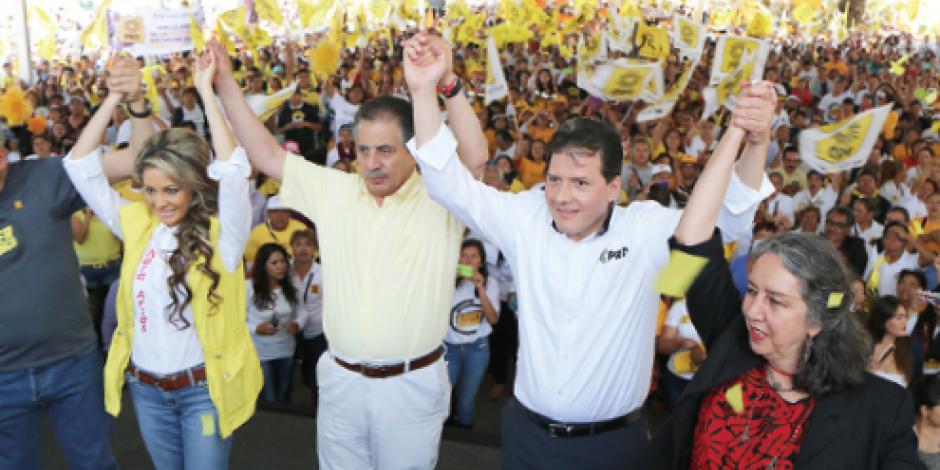 Jesús Ortega quiere igualdad en la ciudad
