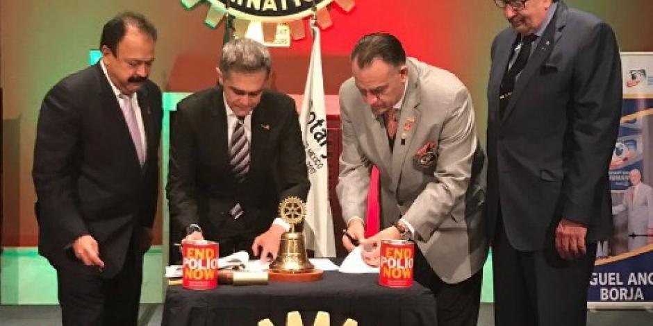 Rotary International se suma al programa El Médico en tu Casa