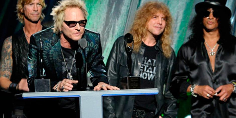 Guns' N Roses abre segunda fecha