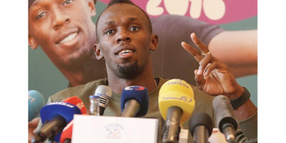 Bolt pide mano dura a nuevos casos de dopaje