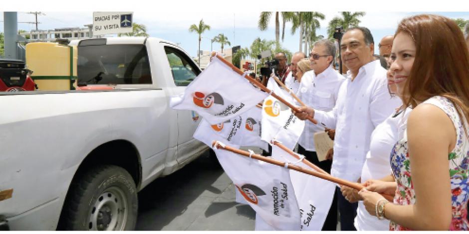 Guerrero aplica medidas contra dengue, chikungunya y zika