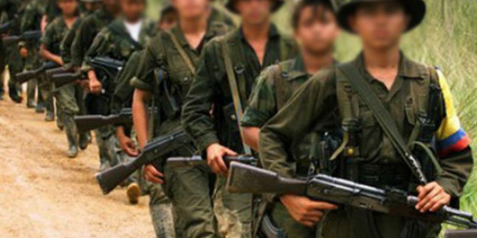 Niños combatientes de las FARC serán entregados a UNICEF