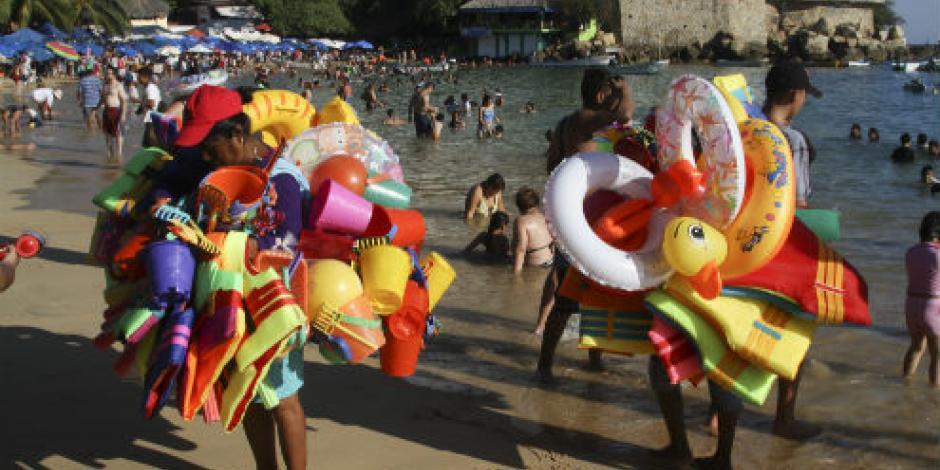 Reportan 91% de ocupación hotelera en Acapulco por fiestas de fin de año
