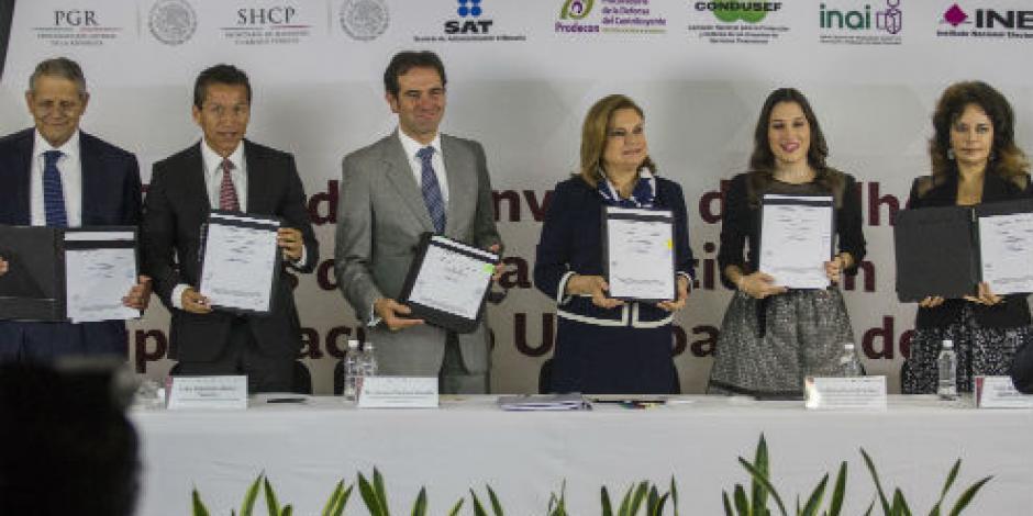 PGR accederá a base de datos del INE para identificar a desaparecidos