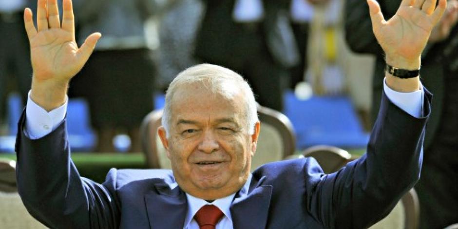 Presidente de Uzbekistán hospitalizado por problemas de salud