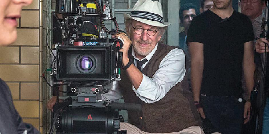 Spielberg expande su lado dramático en nueva película