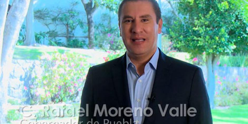 VIDEO: INE viola derecho a la información, acusa Moreno Valle