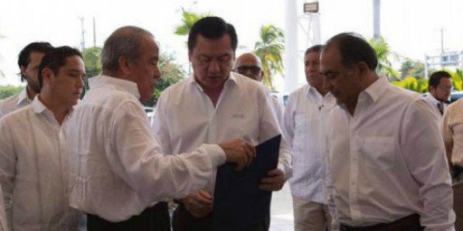 Seguiremos hasta establecer la paz en Guerrero, advierte Segob
