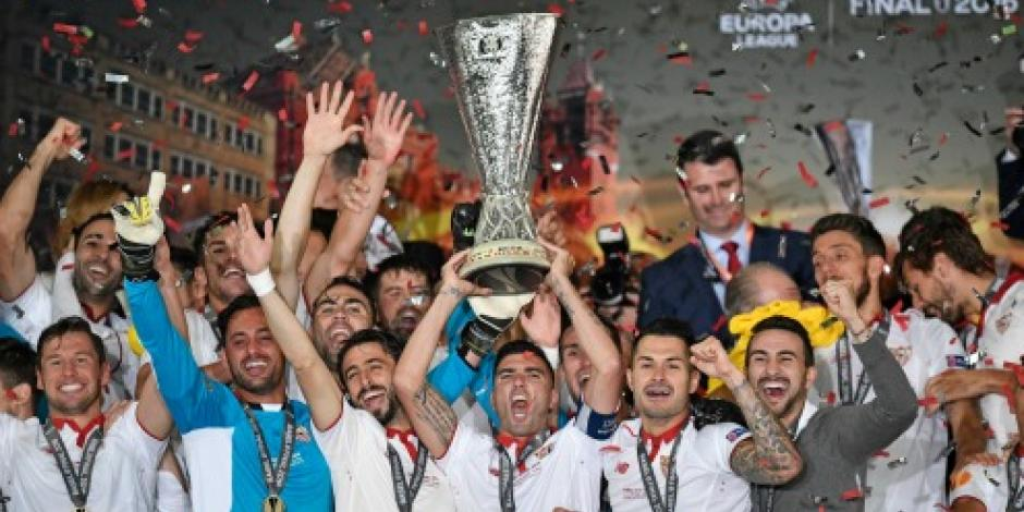 Sevilla se corona como campeón de la Europa League