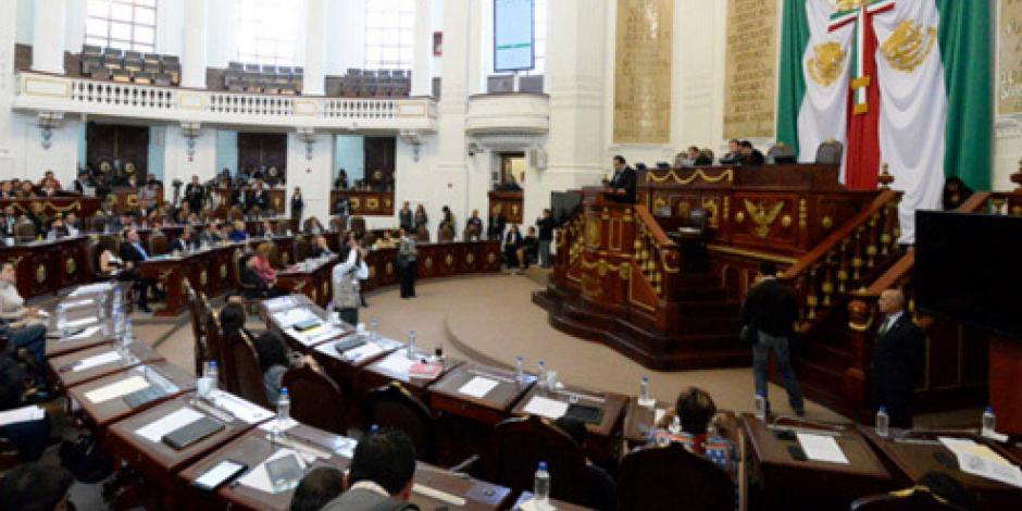 Inicia producción de papeletas para Asamblea Constituyente