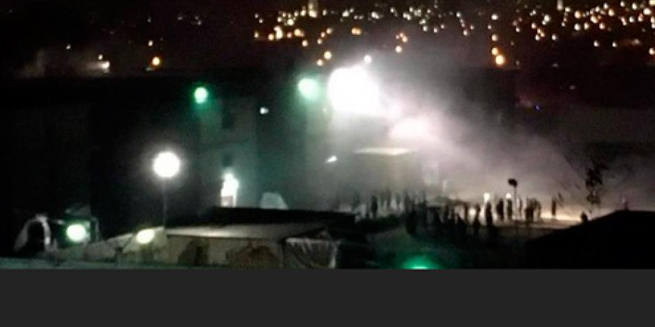 Mueren 43 personas tras motín en penal de Topo Chico, Monterrey
