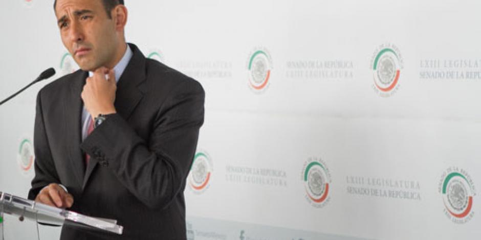 Difícil, periodo extraordinario antes de elecciones, señala Gil Zuarth
