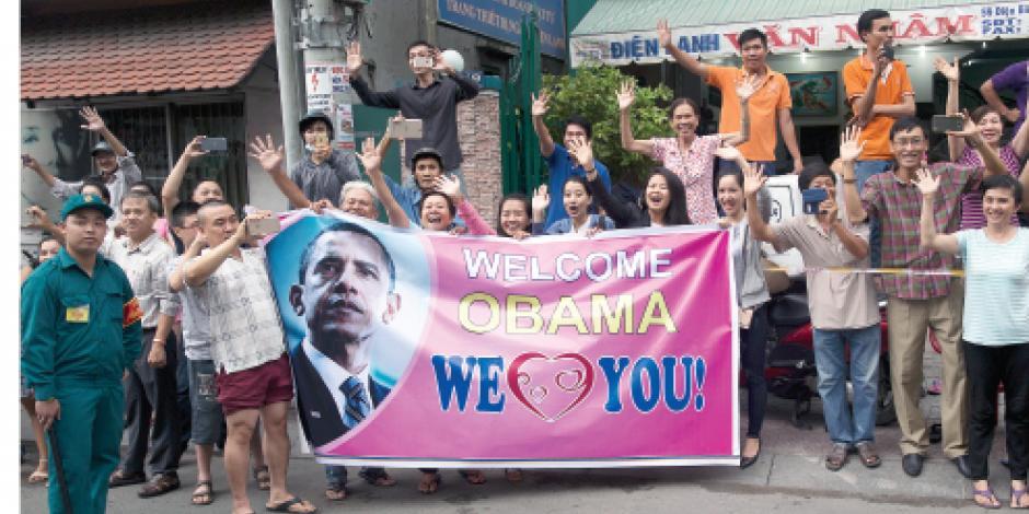 Por protestar contra visita de Obama, Vietnam arresta a 6