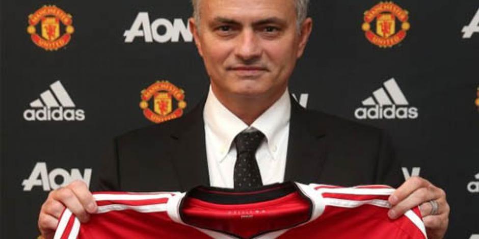 Mourinho, nuevo entrenador del Manchester United