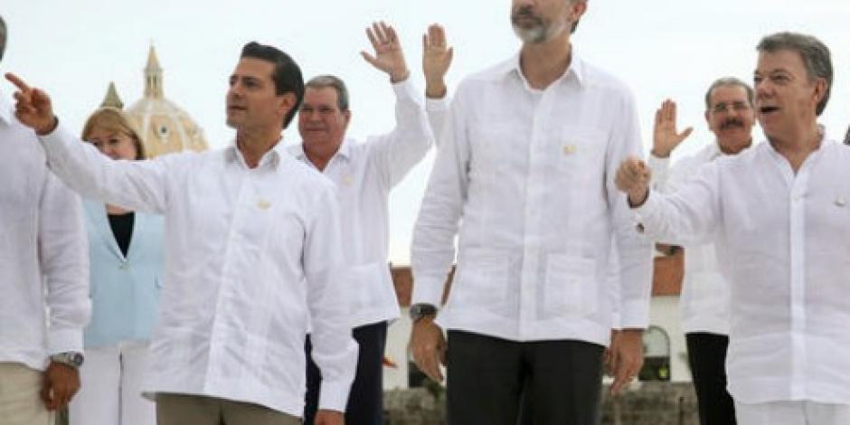 Culmina Cumbre Iberoamericana con ausencia de Maduro