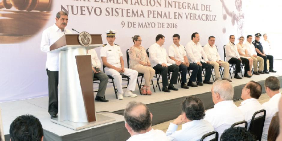Justicia oral inicia en Veracruz