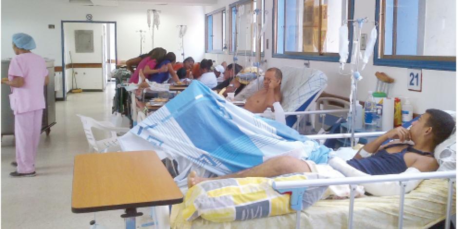 Venezuela, primero en erradicar la malaria, enfrenta hoy la peor epidemia en 5 décadas