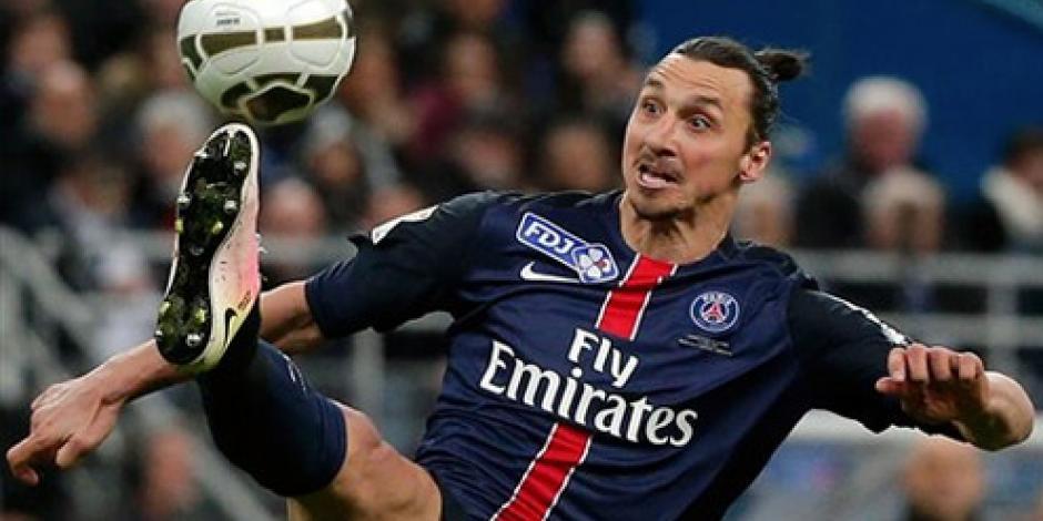 Zlatan Ibrahimovic se despide del PSG