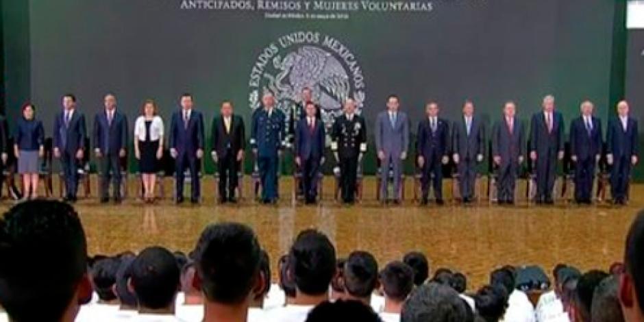 EPN reconoce a Cienfuegos por pedir disculpas