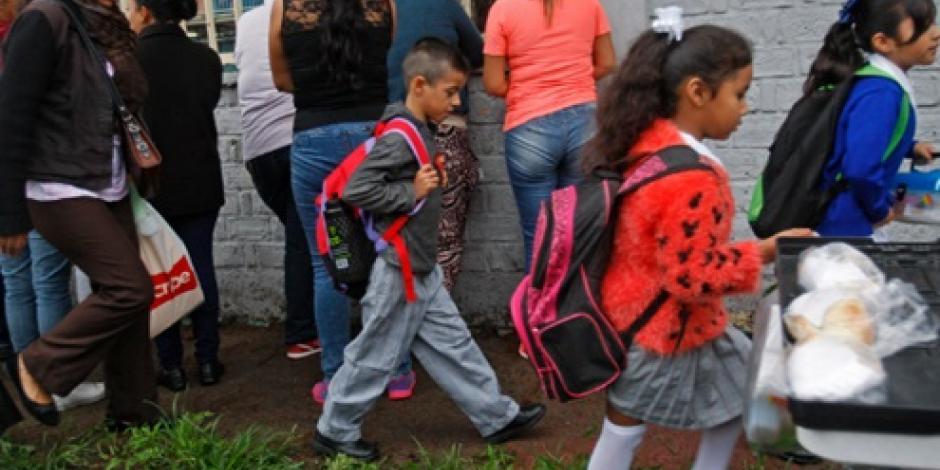 Secretaría de Educación capitalina indica que 11 escuelas no abrieron