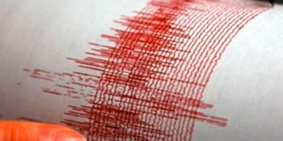 Reportan sismo de 4.6 grados en Oaxaca