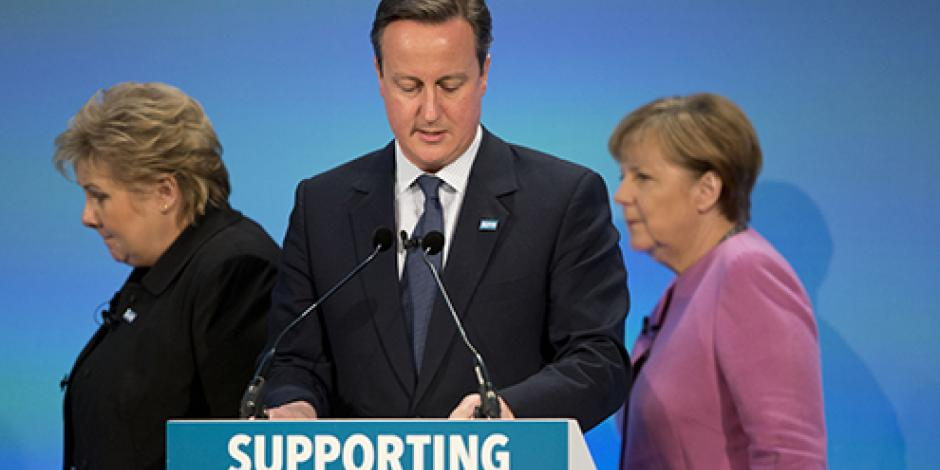 Líderes del mundo tratan de reunir 10 mil mdd para refugiados