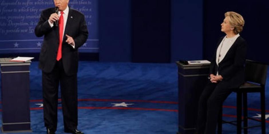 Prensa de EU califica de vulgar espectáculo el segundo debate