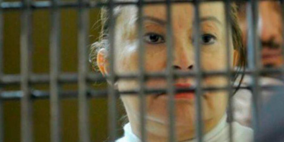 Tribunal concede amparo a Elba Esther Gordillo