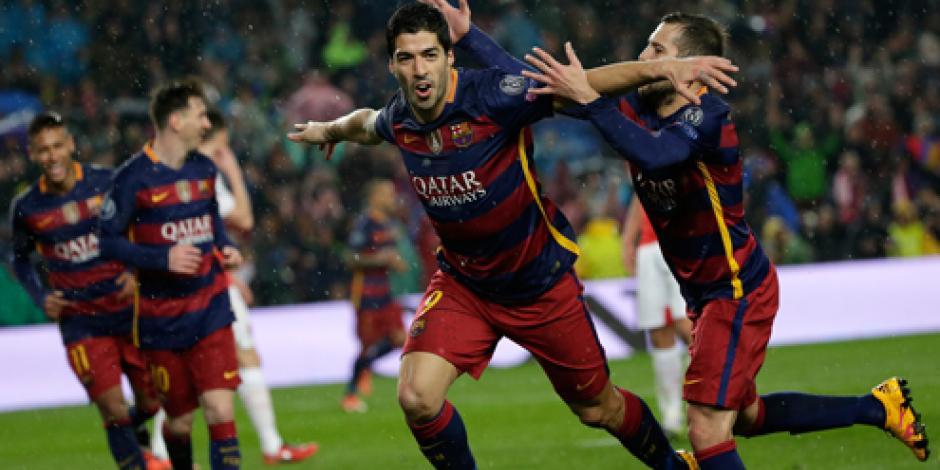 Barça vence al Arsenal y está en cuartos de final de Champions