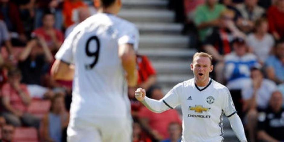 Rooney dirá adiós a la selección de Inglaterra tras Mundial de 2018