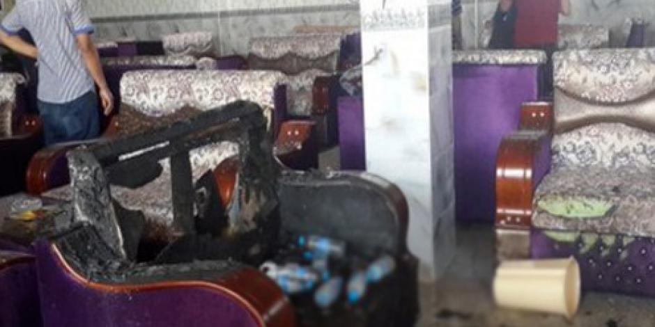 Matan a 16 jóvenes en una cafetería en Bagdad