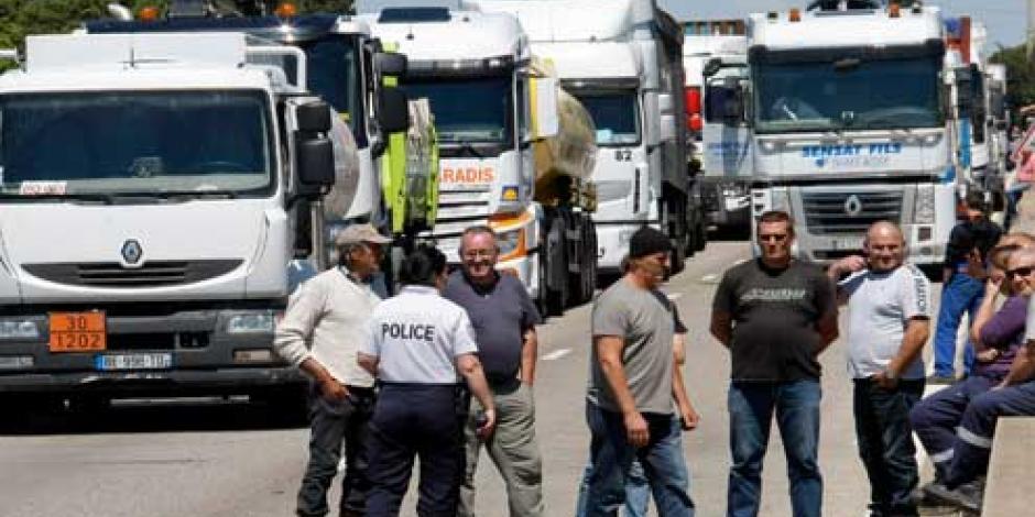 Regresan protestas contra reforma laboral en Francia