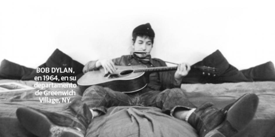 El revolucionario Dylan ahora cambia la alta cultura