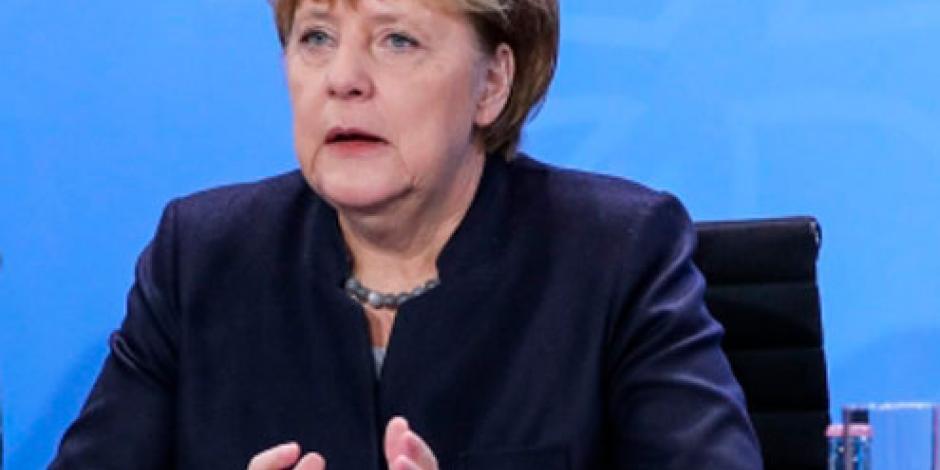 Angela Merkel confirma que ataque en Berlín es terrorista