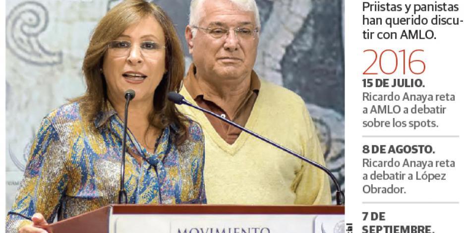 Diputados de Morena se cuadran ante hijo de López Obrador