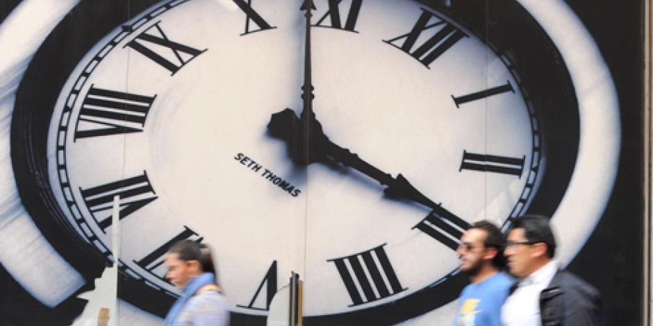 Aplica el Horario de Verano en 33 municipios del norte del país