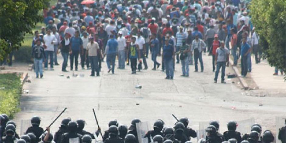 CNTE desafía con paro el 15 de mayo