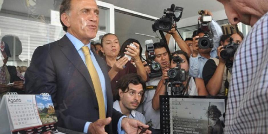Ya no hay impedimento para tomar posesión en Veracruz, indica Yunes