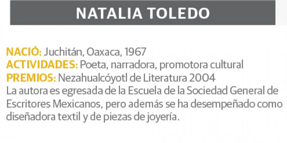 """""""Mi obra quiere honrar a los viejos maestros zapotecos"""""""