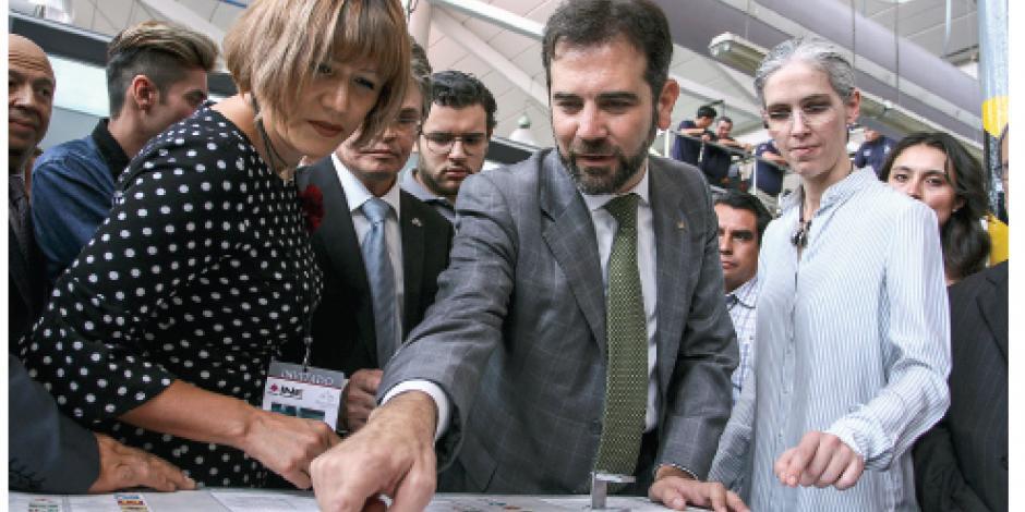 Blinda el INE con nueve candados boletas para votar constituyentes