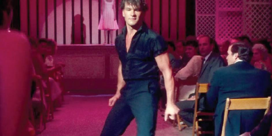 Revaloran cine de los 80: detrás de baile y amor hubo mensaje social