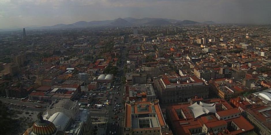 Reportan regular calidad del aire en Valle de México