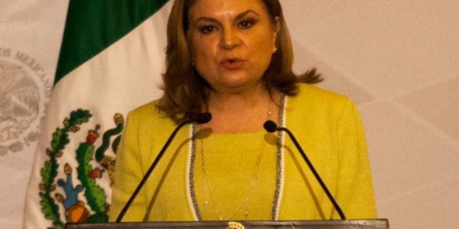 Miedo no debe condicionar la justicia, asegura Arely Gómez
